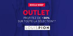Promos de Louis Pion dans le prospectus à Paris