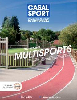 Promos de Sport dans le prospectus à Casal Sport ( Publié hier)