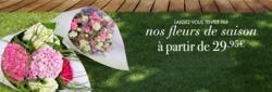 Promos de Monceau Fleurs dans le prospectus à Paris