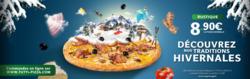 Promos de Tutti Pizza dans le prospectus à Toulouse
