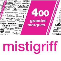 Mistigriff coupon ( Plus d'un mois)
