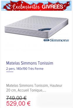 Promos de La compagnie du lit dans le prospectus à Paris