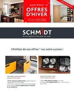 Cuisines Schmidt coupon à Montceau-les-Mines ( Expiré )