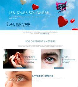 Promos de Opticiens et Santé dans le prospectus de Écouter Voir à Toulouse ( Expire demain )