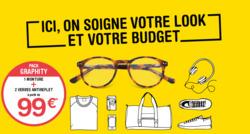 Promos de Les opticiens mutualistes dans le prospectus à Paris