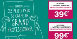 Promos de Opticiens et Soins dans le prospectus de Les opticiens mutualistes à Châteauroux