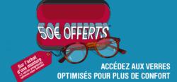 Promos de Opticiens et Soins dans le prospectus de Les opticiens mutualistes à Épinal