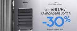 Promos de La Bagagerie dans le prospectus à Paris