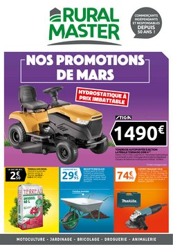 Rural Master coupon ( Expire ce jour )