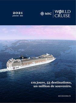 Promos de Voyages dans le prospectus à Havas Voyages ( Plus d'un mois)
