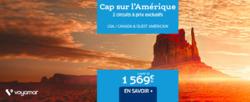 Promos de Voyages dans le prospectus de Havas Voyages à Troyes
