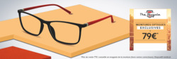 Promos de Opticiens et Soins dans le prospectus de Vision Plus à Paris