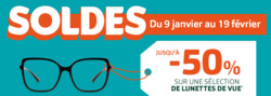 Promos de Opticiens et Soins dans le prospectus de Générale Optique à Grasse