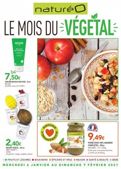 NaturéO coupon ( Expiré )