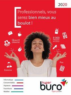 Hyperburo coupon à Paris ( Plus d'un mois )