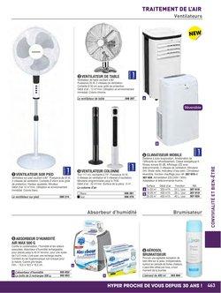 Ventilateur à Hyperburo