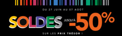 Promos de Trésor Bijoux dans le prospectus à Paris