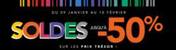 Promos de Bijouteries dans le prospectus de Trésor Bijoux à Nantes