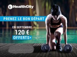 Promos de HealthCity dans le prospectus à Paris