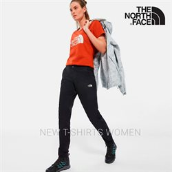 Promos de The North Face dans le prospectus à Paris