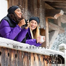 The North Face coupon ( Plus d'un mois )