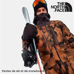 The North Face coupon ( Publié hier )