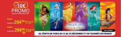 Promos de Carrefour Spectacles dans le prospectus à Sevran