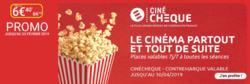 Promos de Culture et Loisirs dans le prospectus de Carrefour Spectacles à Bordeaux