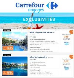 Carrefour Voyages coupon ( Expiré )