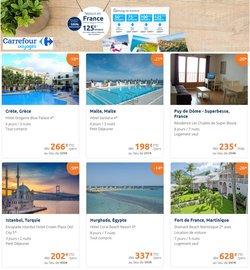 Carrefour Voyages coupon ( Il y a 2 jours )