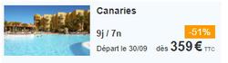 Promos de Carrefour Voyages dans le prospectus à Paris