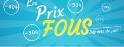 Promos de Voyages dans le prospectus de Carrefour Voyages à Annecy