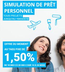 Promos de Carrefour Banque dans le prospectus à Marseille