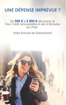 Promos de Carrefour Banque dans le prospectus à Reims