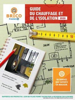 E.Leclerc Brico coupon ( Plus d'un mois )