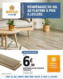 E.Leclerc Brico coupon ( Expiré )