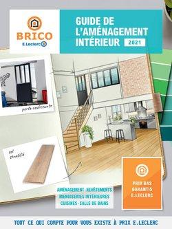 Promos de E.Leclerc Brico dans le prospectus à E.Leclerc Brico ( Plus d'un mois)