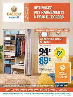 Promos de Bricolage dans le prospectus à E.Leclerc Brico ( 17 jours de plus)