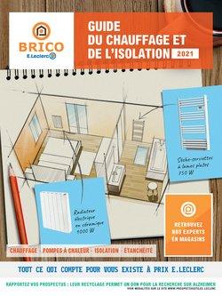E.Leclerc Brico coupon ( Plus d'un mois)