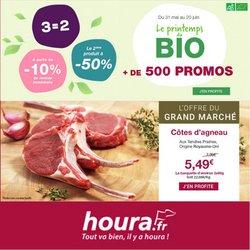 Promos de Hyper-Supermarchés dans le prospectus à Houra ( Expire ce jour)