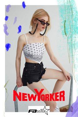 Promos de New Yorker dans le prospectus à New Yorker ( 25 jours de plus)