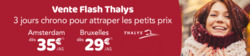 Promos de Voyages dans le prospectus de SNCF à Issoire