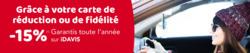 Promos de SNCF dans le prospectus à Toulouse