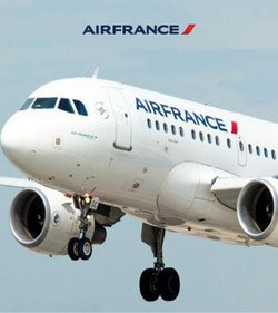 Promos de Voyages dans le prospectus de Air France à Paris ( Expire demain )