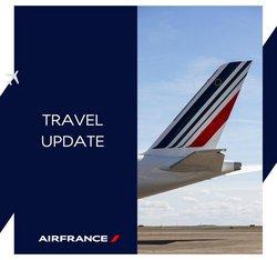Promos de Voyages dans le prospectus à Air France ( 5 jours de plus)