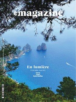 Promos de Voyages dans le prospectus à Air France ( Publié hier)