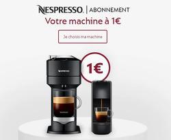 Nespresso coupon à Lille ( 4 jours de plus )