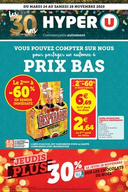 Hyper U coupon ( Expire demain )