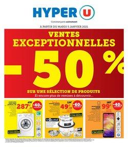 Hyper U coupon à Nantes ( Expire ce jour )