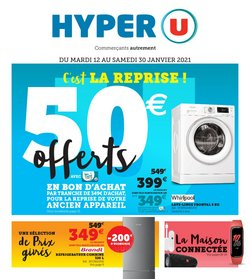 Hyper U coupon à Paris ( 2 jours de plus )